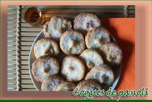 COQUES DE PANOLI