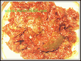 ZITRONE PICKLE(Zitrone Uppinakayi)