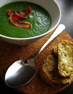 Najlepšia špenátová polievka