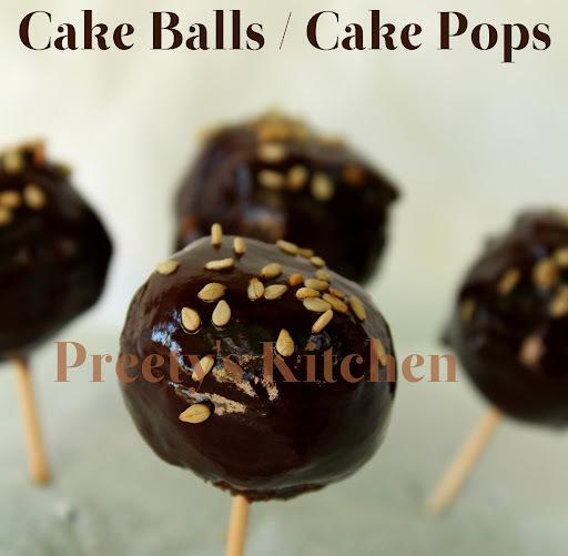 Cake Balls / Cake Pops