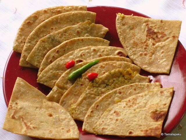 chapati dal curry