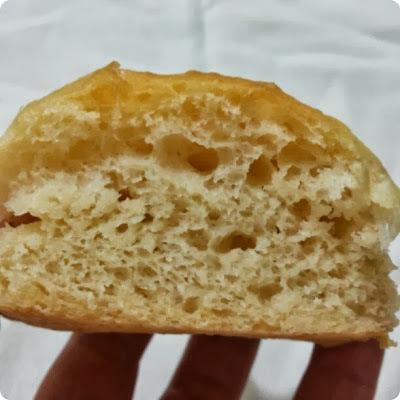 de pao da farinha do trigo e farinha da mandioca