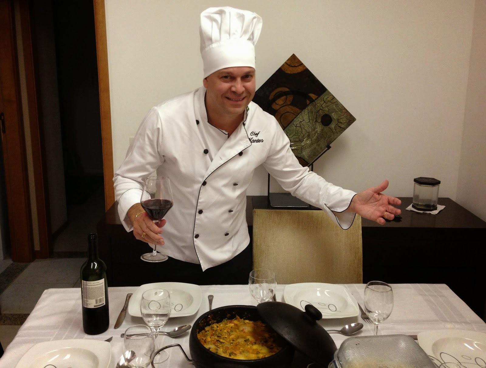 Moqueca de Mexilhão e Espaguete com camarões