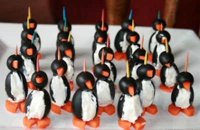 RECIPE of the WEEK: WINTER PENGUINS