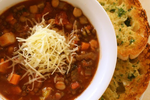 Hearty Lentil and Vegetable Soup