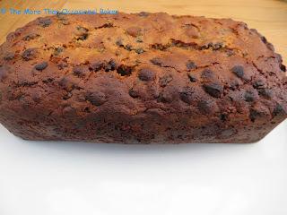 Irish Tea Bread and Degustabox April 2015 review