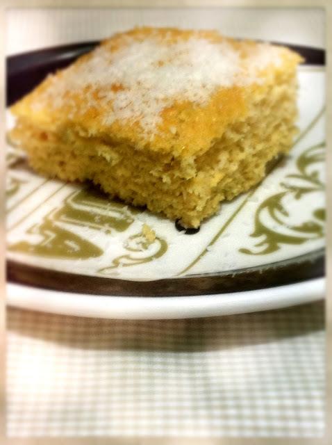 bolos de liquidificador simples diet