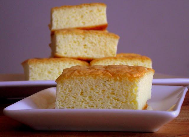 Bolo de queijo sem farinha