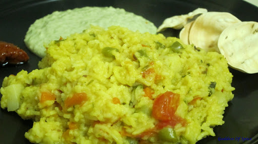 Mixed Dal Khichdi