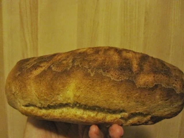 Pão comum