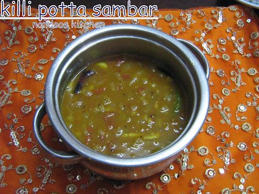 idli sambar tamilnadu style