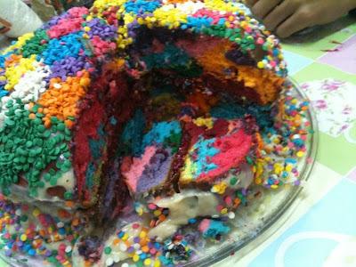 quantas receitasde bolo gelado para 200 pessoas