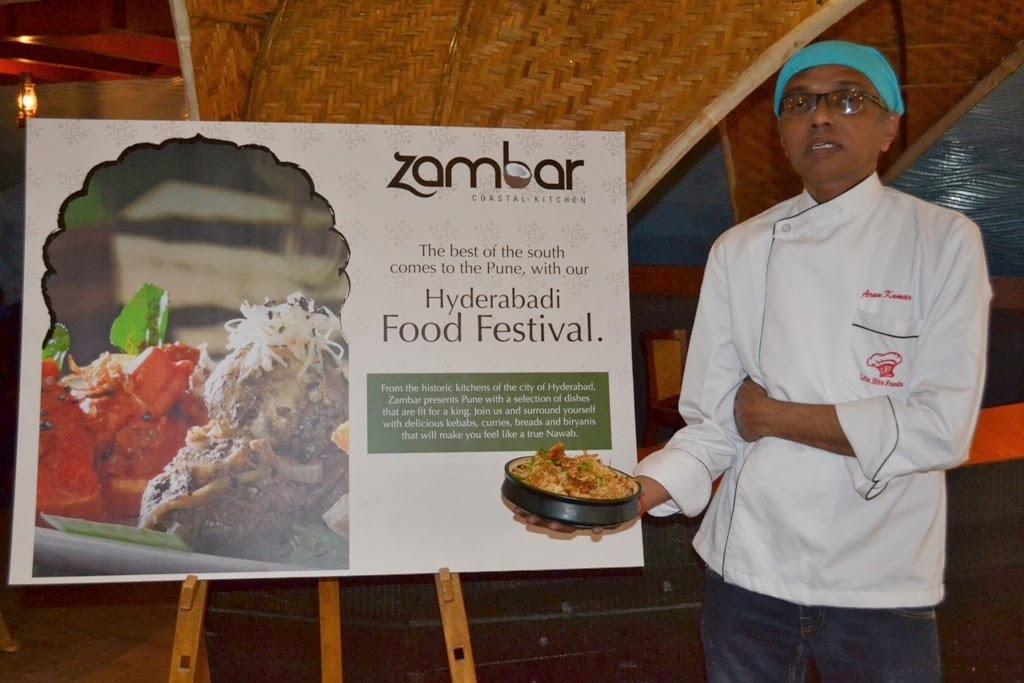 Zambar - Hyderabadi Food Festival