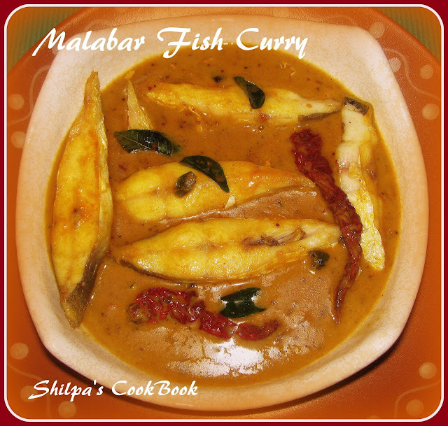 Malabar Fish Curry