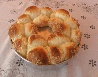 Pão Húngaro de limão