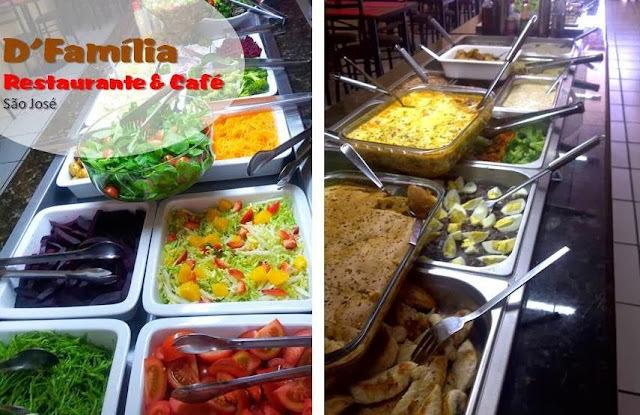 D'Família Restaurante & Café: O negócio da minha família