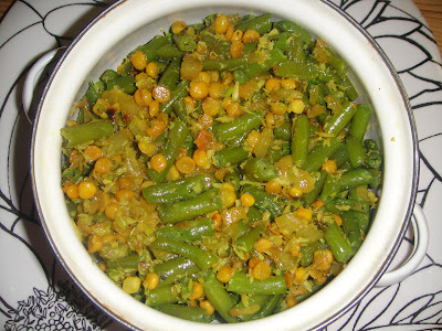 FRENCH BEANS CHENADAL CURRY