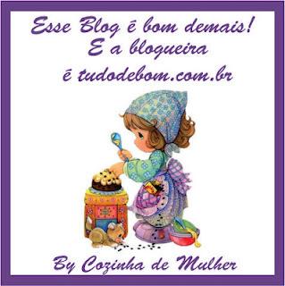 Moussaka e Agradecimento a Sheilinha do Cozinha de Mulheres