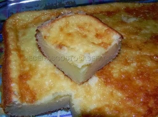 Bolo de queijo mineiro