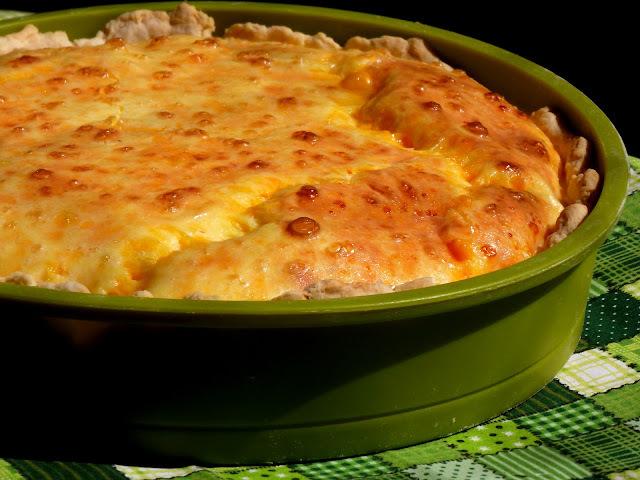 Torta de queijo do reino