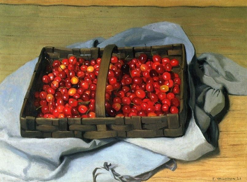 A Arte e a Gastronomia - Felix Vallotton
