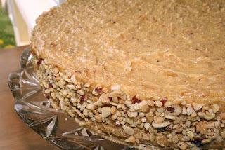 torta de amendoim bolacha maizena com leite condensado