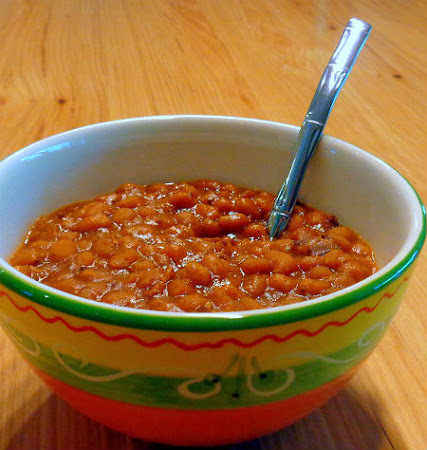 Beans, Biscuits and Bread Part 1 - Cowboy Baked Beans