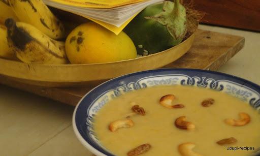 Moong Dal Payasam/Hesaru Bele Payasa Recipe