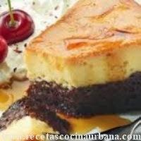 COMO PREPARAR CHOCOFLAN DE QUESO, RECETA FÁCIL