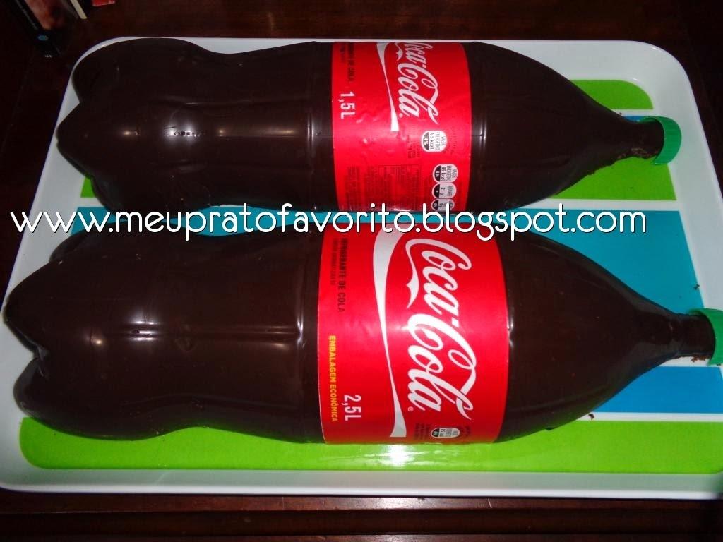 Bolo coca-cola