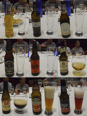 Cata y maridaje de cervezas en Gran Casino Murcia Rincón de Pepe