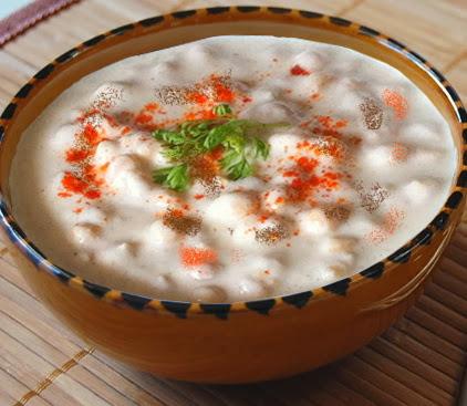 Dahi Phulki Raita