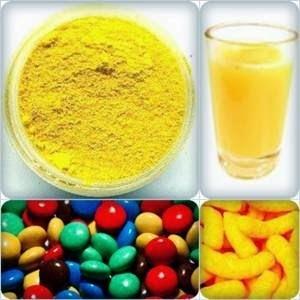 Corantes , alergias alimentares, cancer e hiperatividade infantil. (Tartrazina,  INS 102, amarelo #5)