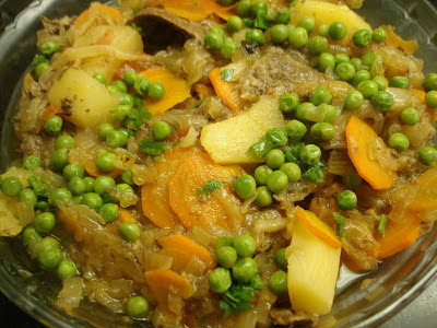 Carne de Panela com Batatas e Cenouras em Rodelas: Caseiro, Fácil e Saboroso!