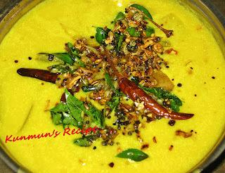 AAMBILA OR KANJI {A typical Odiya Dish}