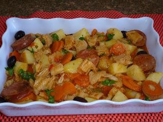 Dobradinha com batata