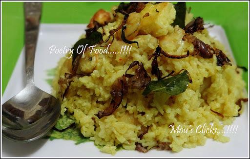 Prawn Paneer Pulao...!!..In Goan Style..!!