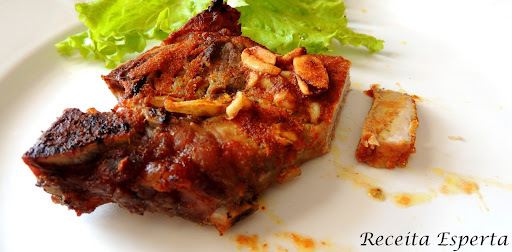 como temperar bisteca de porco