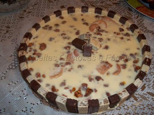 Torta Gelada de Bis