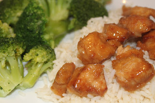 Lemon Chicken - Chinese Style