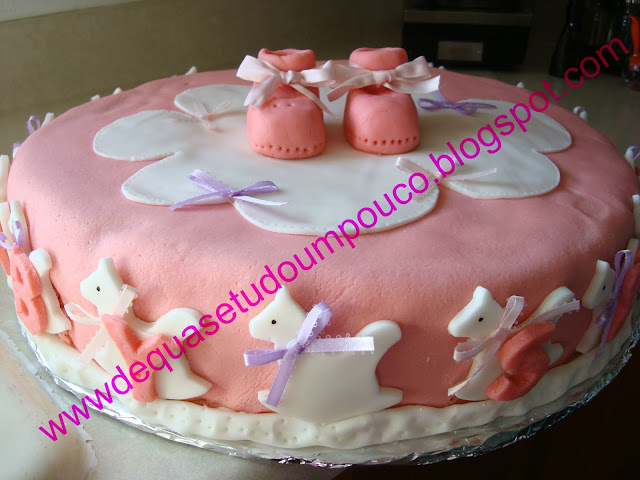 cobertura para bolo feito com clara de ovo