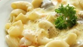 macarrao gelado com maionese