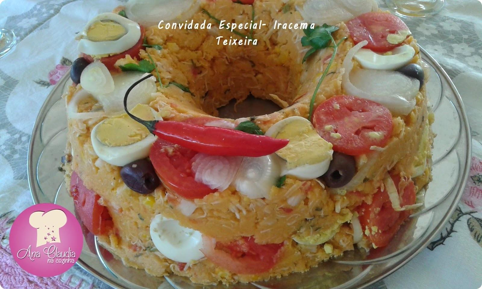 Cuscus de Frango por Iracema Teixeira