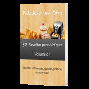 Lançamento! Livro de Receitas para AirFryer