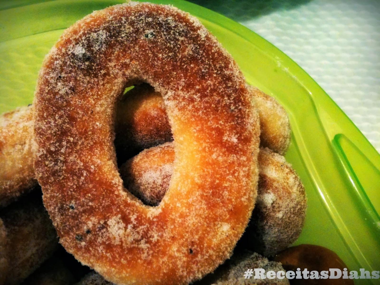 como fazer rosquinhas com fermento de padaria