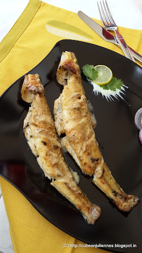 ORANGE JUICE MARINADE GRILLED  FISH