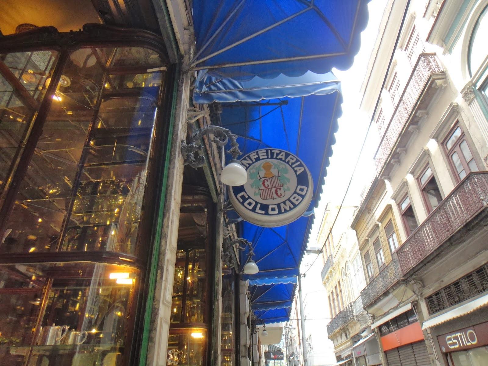Confeitaria Colombo no Rio de Janeiro: história, glamour e gastronomia de qualidade!