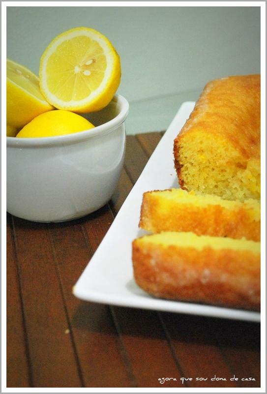 adocicando o sábado: bolo de limão siciliano (e um curd para acompanhar!)