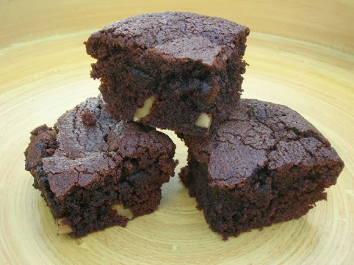 wicked chocolate brownies