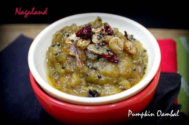 Pumpkin Oambal - Nagaland Special